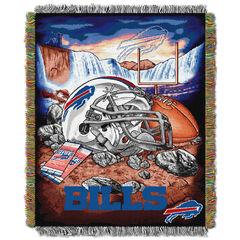 Bills Home Field Advantage Throw,