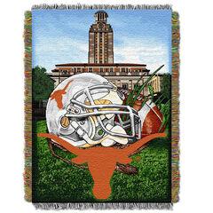 Texas HFA Throw,