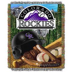 Rockies HomeField Advantage Throw,