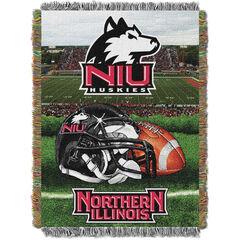 Northern Illinois HFA Throw,