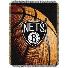 Nets Photo Real Throw,