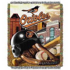Orioles HomeField Advantage Throw,