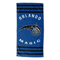 Magic Stripes Beach Towel,