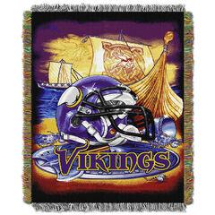 Vikings Home Field Advantage Throw,
