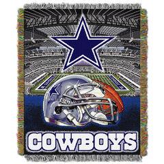 Cowboys Home Field Advantage Throw,
