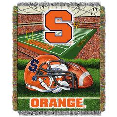 Syracuse HFA Throw,