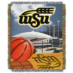 Wichita State HFA Throw,
