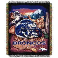 Broncos Home Field Advantage Throw,