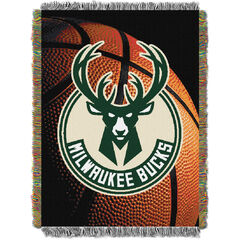 Bucks Photo Real Throw,