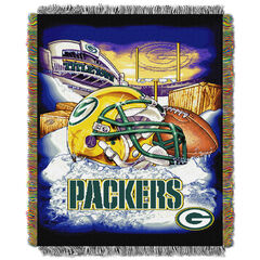 Packers Home Field Advantage Throw,