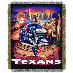 Texans Home Field Advantage Throw,