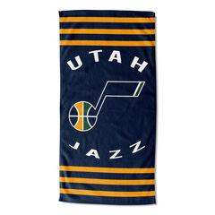 Jazz Stripes Beach Towel,
