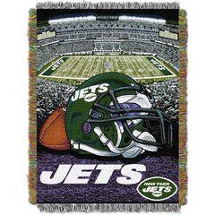 Jets Home Field Advantage Throw,