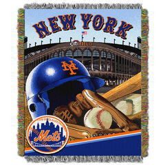 Mets HomeField Advantage Throw,