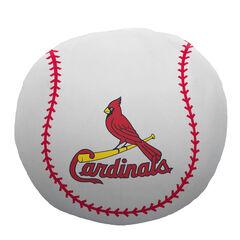 """Cardinals Cloud Pillow 11"""","""