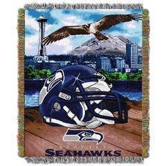 Seahawks Home Field Advantage Throw,