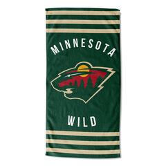 Wild Stripes Beach Towel,