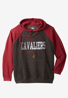 NBA® Charcoal Pullover Hoodie ,