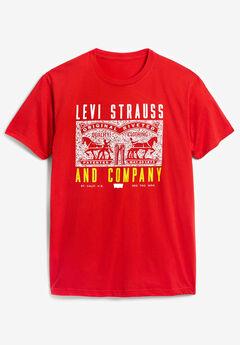 Levi's® Crewneck Graphic Tee,
