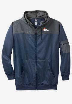 NFL® Mixed Media Full Zip Hoodie,