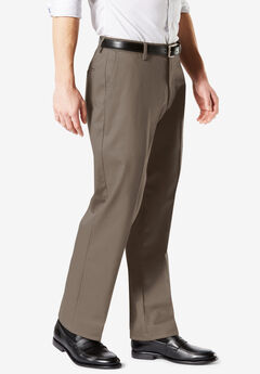 Dockers® Signature Lux Flat Front Khakis,