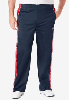 Tearaway Pants by FILA®, NAVY