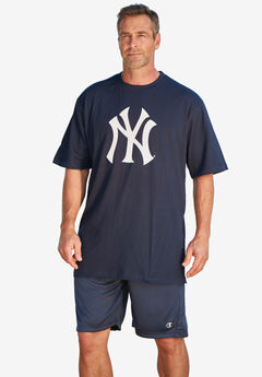 MLB® Logo Tee, NEW YORK YANKEES