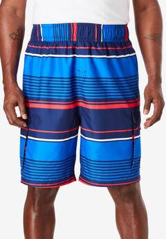 9d76c5192d Big & Tall Swimwear Swim Trunks for Men | King Size