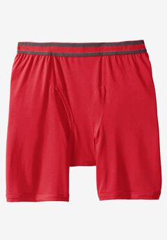 Performance Flex Cycle Briefs, TRUE RED