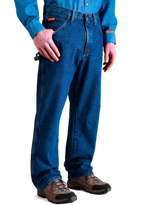fce7b807 Flame Resistant Carpenter Jeans by Wrangler®| Big and Tall All Jeans ...