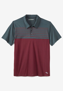 Performance Polo by KS Sport™,