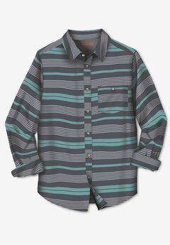 Boulder Creek™ Flannel Shirt,
