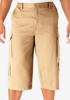 "17"" Cargo Shorts,"