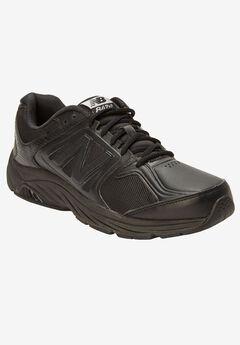 New Balance® 847v3 Walking Shoe, BLACK