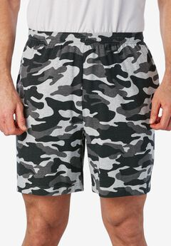 Lightweight Basic Shorts,