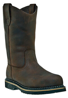 "McRae 11"" Soft Toe Wellington Boots,"