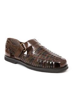 Deer Stags® Bamboo Huarache Dress Shoes,