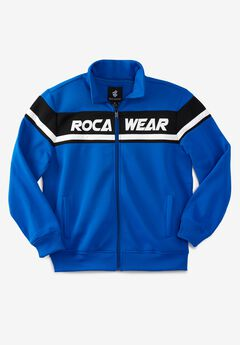 Rocawear® Bomber Track Jacket,