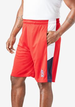 MLB® Panel Shorts, ST LOUIS CARDINALS