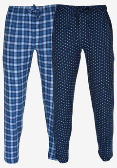 Hanes® Sleep Pants 2-Pack,