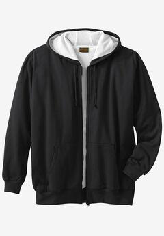 Boulder Creek® Full-Zip Thermal Hoodie,