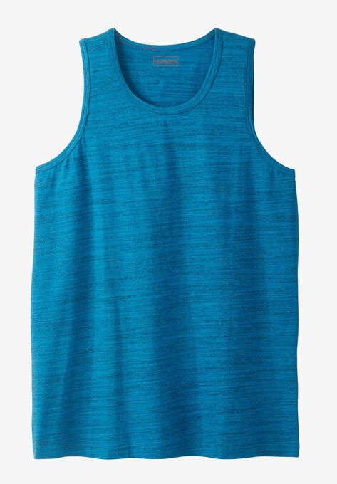4a59acd0 Heavyweight Cotton Tank| Big and Tall All T-Shirts | King Size