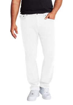 MVP Collections® Straight Fit Jeans,