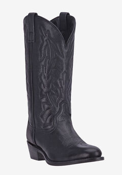 "Laredo 13"" Cowboy Heel Boots,"