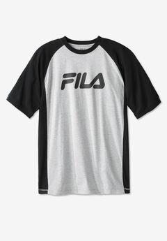 Fila Raglan-Sleeve Top,