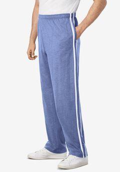 Striped Lightweight Sweatpants,