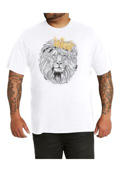 MVP Collections® MVP Logo Lion King Tee,