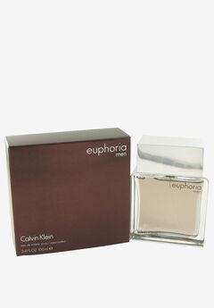 Euphoria by Calvin Klein for Men Eau de Toilette Spray 3.4 oz.,