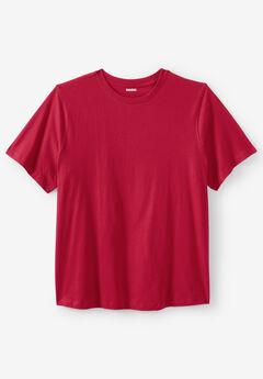 Lightweight Crewneck T-Shirt,
