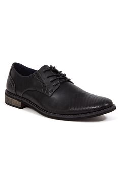 Deer Stags® Avenal Lightweight Perf Cap Toe Oxford Shoes with Memory Foam,
